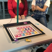 Proyecto Axes UTPL crea recursos didácticos para enseñar a niños con discapacidad visual Ecuador