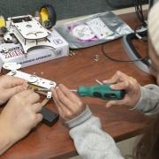 Robots con finalidad educativa en Ecuador