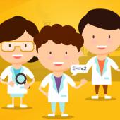 Adolescentes científicos inspiran con sus descubrimientos