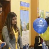 Cooperativa de Ahorro y Crédito CoopMego en la IV Feria de Empleo UTPL 2017