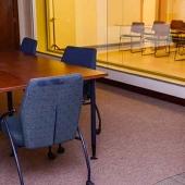 Inauguración de laboratorios de psicología