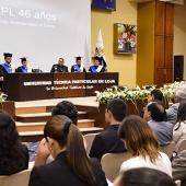 Sesión Solemne UTPL por sus 46 años de vida institucional