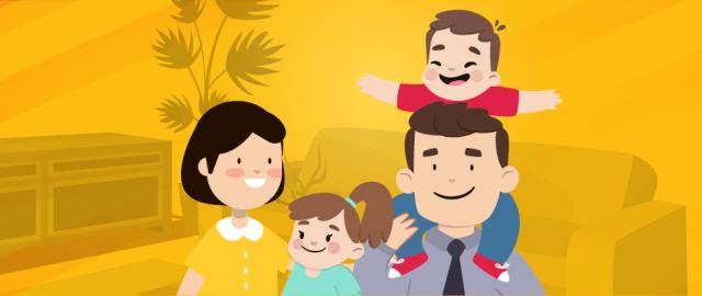 Técnicas de involucración de los padres en el aprendizaje de los niños