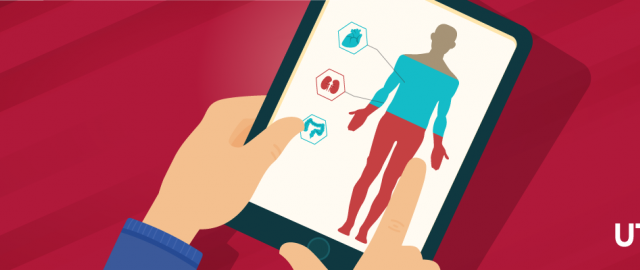 apps móvil para aprender anatomía humana