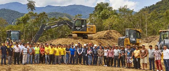 sector minero recibe capacitacion