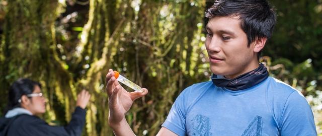 Un espacio para la investigación e innovación que se produce en Ecuador y aporta al mundo