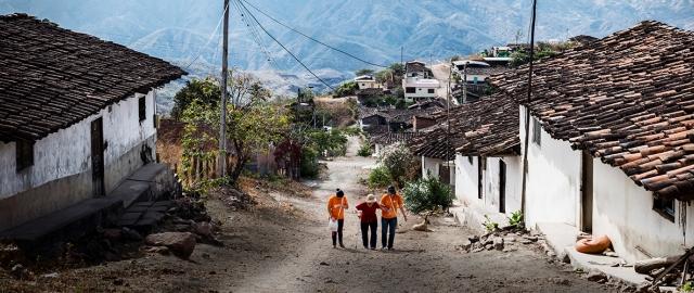Misión Idente Ecuador 2017 recorre 20 comunidades vulnerables