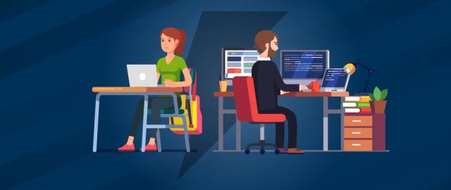 Diferencia entre nativo digital y experto digital