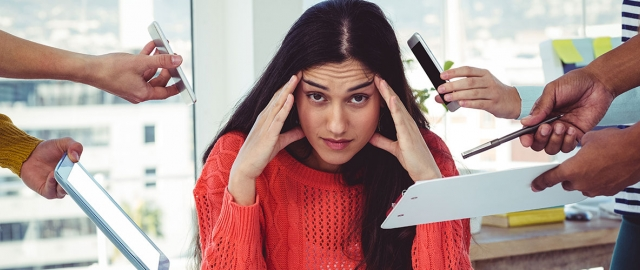 Consejos para controlar el estrés en el trabajo - UTPL