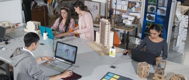 Internacionalización de la carrera de Arquitectura