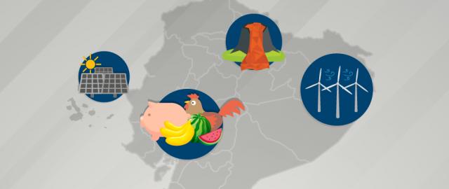 Recursos naturales del Ecuador para potenciar un 2020 más sostenible