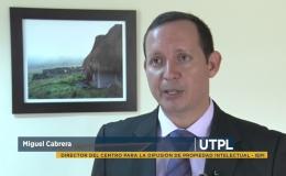 UTPL y IEPI capacitan sobre Propiedad Intelectual