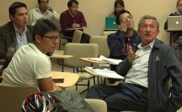 Docentes universitarios reciben formación