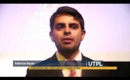 Premios Matilde Hidalgo reconoce la labor de UTPL