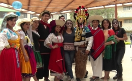 """Fiesta Cultural"" se vivió en la UTPL"