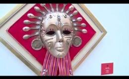 Máscaras y fotografías son el atractivo de la UTPL