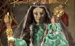 """Se realizó visita institucional a la Virgen de """"El Cisne"""""""