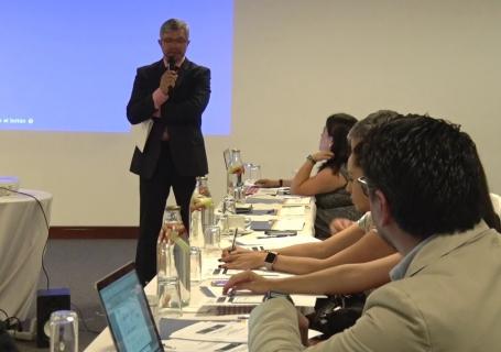 Acompañamiento a Cátedras Internacionales alojadas en la UTPL