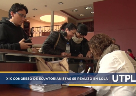 Congreso de la Asociación de Ecuatorianistas se desarrolló en Loja