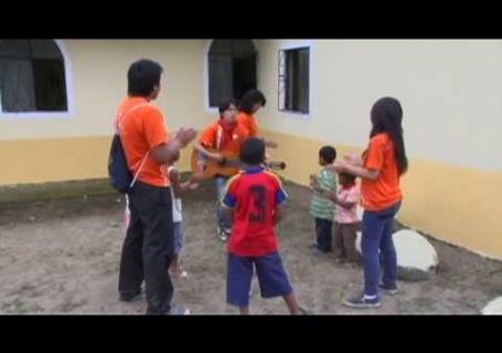 Reportaje Misión Idente Ecuador 2013
