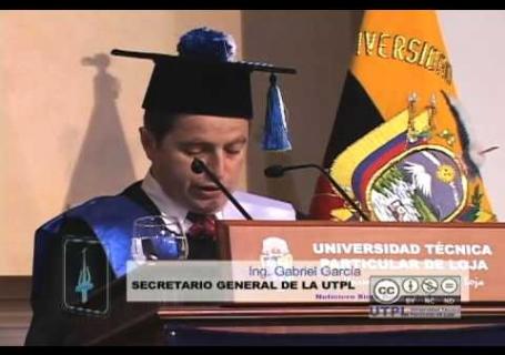 Noticiero 15 01 2009 Honoris causa Jesús Fernández Hernández