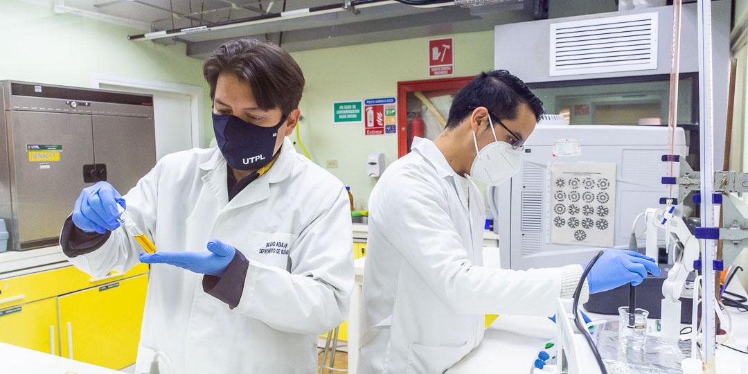 UTPL comparte a nivel internacional su impacto institucional durante la pandemia del COVID-19