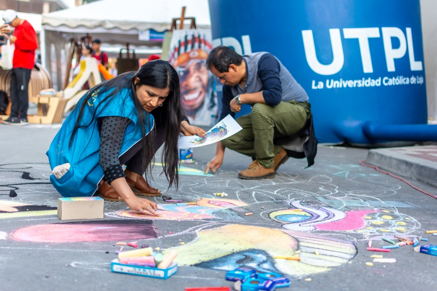 Participación de UTPL en Artes Vivas
