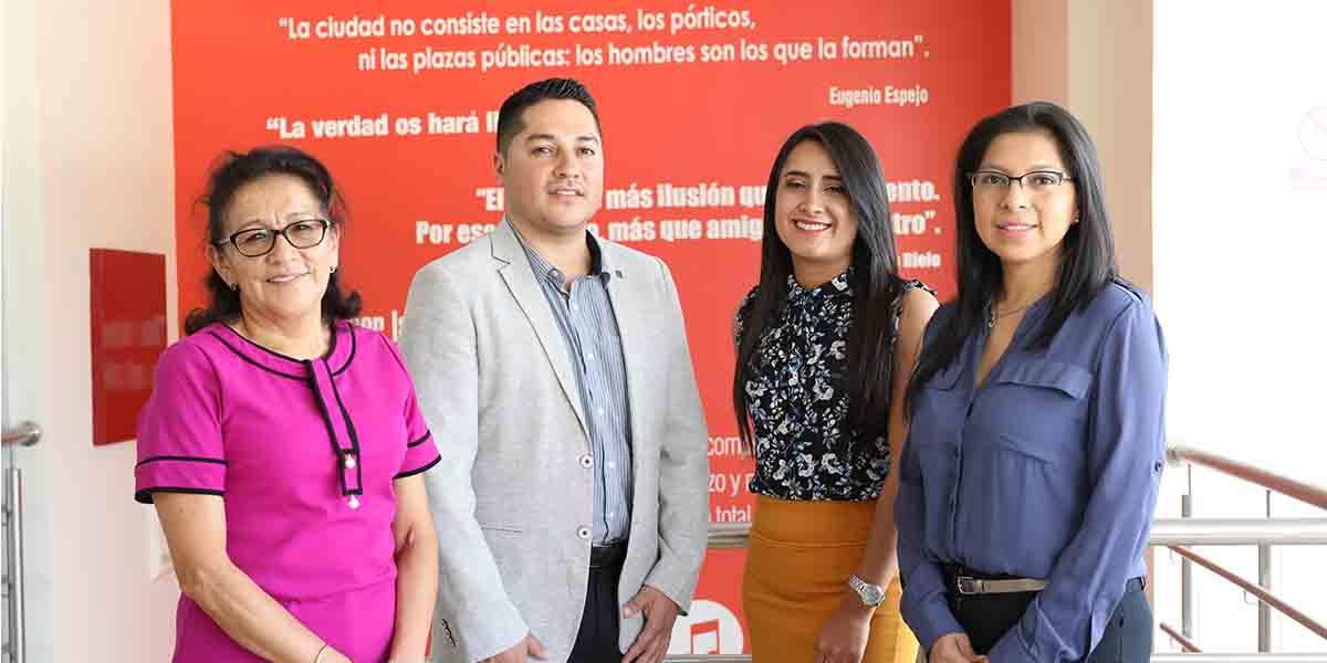 Herramienta de realidad aumentada creada en Ecuador triunfa en concurso internacional